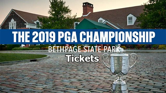 PGA Championship 2019 Tickets