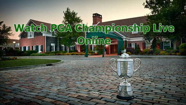 pga championship 2020 live